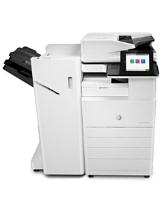 Near New HP Color LaserJet Managed MFP E87640DN